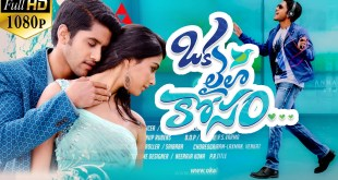 Oka Laila Kosam Telugu Full Movie HD Online  – Naga Chaitanya, Pooja Hegde