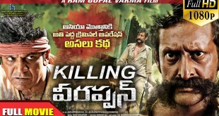 Killing Veerappan Telugu Latest movie
