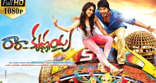 Ra Ra Krishnayya Latest Telugu Full Movie