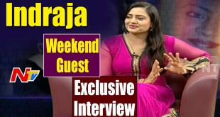 Actress Indraja Exclusive Interview -Shatamanam Bhavati