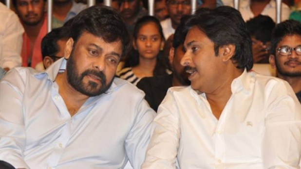 Chiru shared his views on PK's Political career