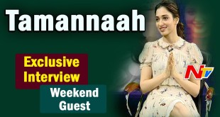 Exclusive Interview With Tamannaah – Weekend Guest