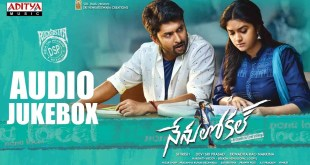 Nenu Local Telugu Movie Full Songs Jukebox – Nani