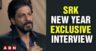 Shahrukh Khan Special Interview with ABN on New Years Eve – Raees