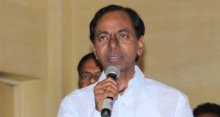 KCR cried in two situations