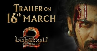Baahubali 2 – The Conclusion – Official Teaser