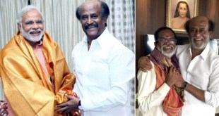 In-Talk: Rajinikanth's No to BJP?