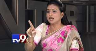 Pawan Kalyan a part time politician – Roja