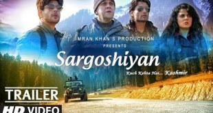Sargoshiyan Official Theatrical Trailer- Imran Khan