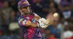 Dhoni strikes rich in IPL 10