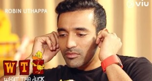 ROBIN UTHAPPA On What The Duck