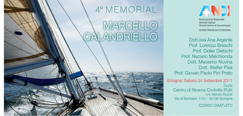 10° Memorial Calandriello