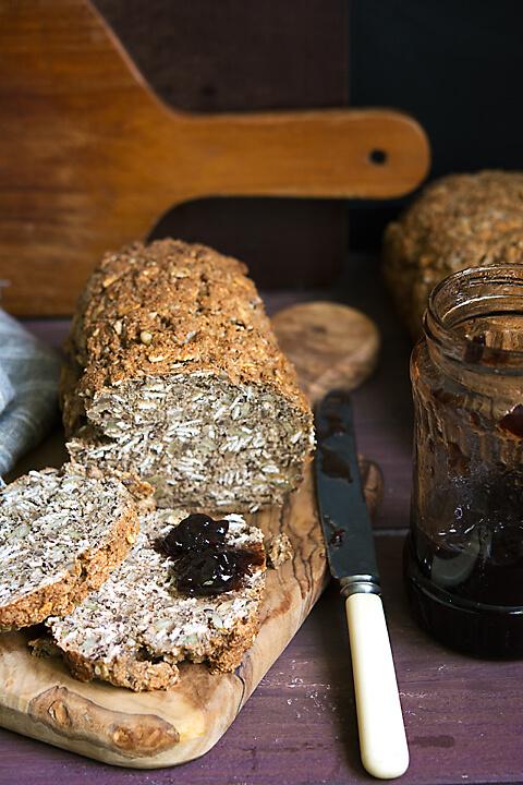 paine cu seminte