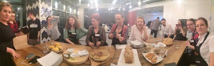 Cina cea de taina de la atelierul de paine Electrolux