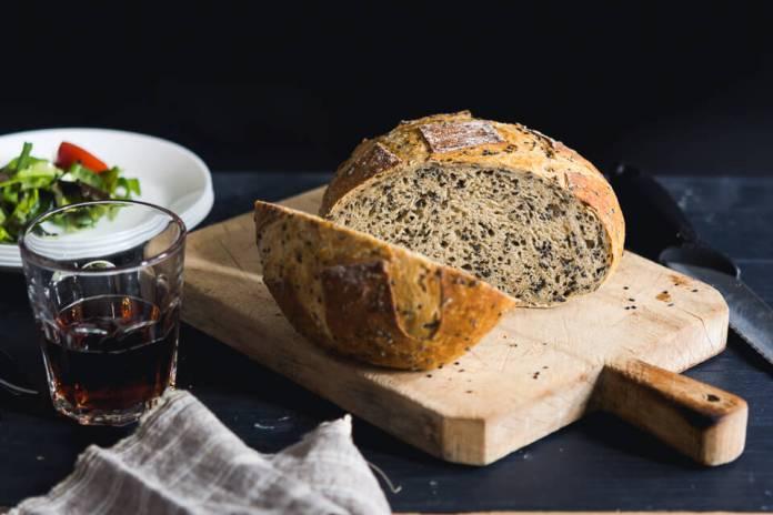 paine cu bere bruna-12