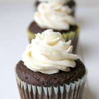 Healthy Chocolate Cupcakes for 100 Calories