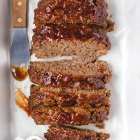 Honey Barbecue Meatloaf Recipe