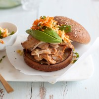 Southwestern Slow Cooker Pulled Chicken