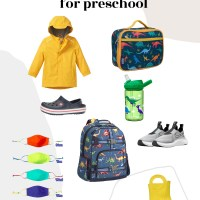What I Got My 3-Year-Old for Preschool