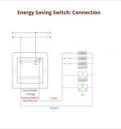 energy saving switch example 3 connection andivi [ 1024 x 974 Pixel ]