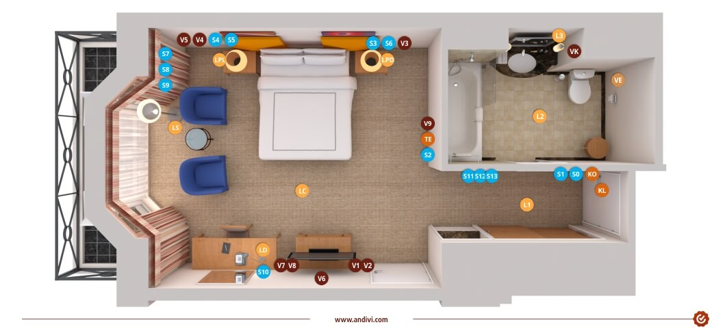 electrical building wiring diagram 2003 nissan altima stereo installations layout plan for a typical hotel installation scheme rooms guest room