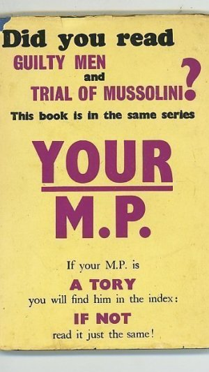 Your M.P.