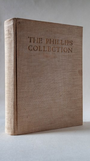 The Phillips Collection: A Museum of Modern Art and its Sources Catalogue