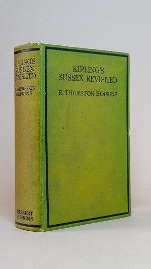 Kipling's Sussex Revisited