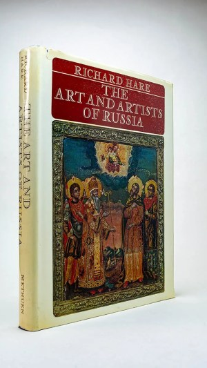 The Art and Artists of Russia