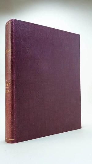 Punch or The London Charivari Vol 96 & 97 1889