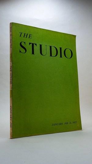 The Studio Volume 99 Number 442 January 1930