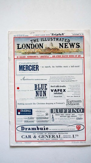 The Illustrated London News No. 6381 Volume 239 November 18, 1961