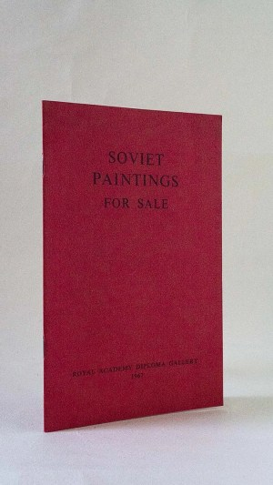 Soviet Paintings for Sale