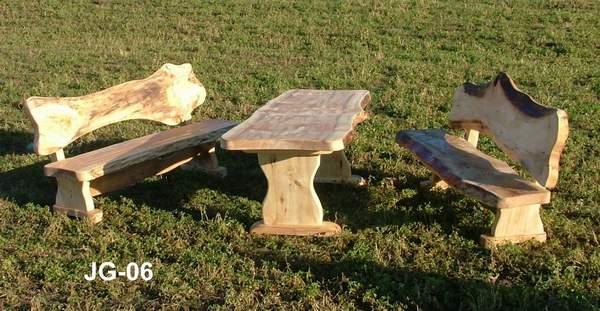 Massivholzmoebel Gartenmoebel guenstig rustikal in 9400 Sopron Speisezimmer Essecke