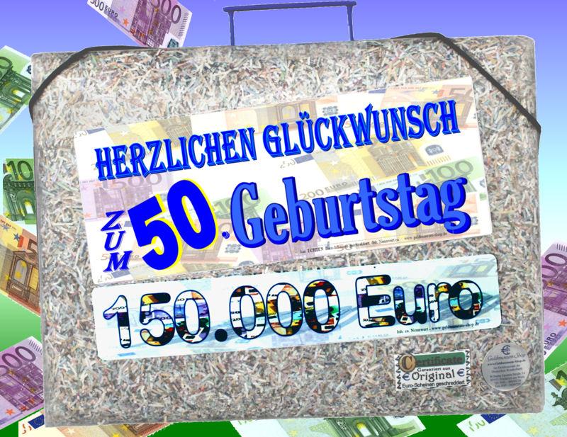 Geschenkartikel Geldgeschenke originell verpacken in 60431