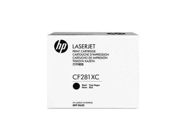 HEWLETT PACKARD CARTUCHO TONER NEGRO 81X (CF281XC) HP