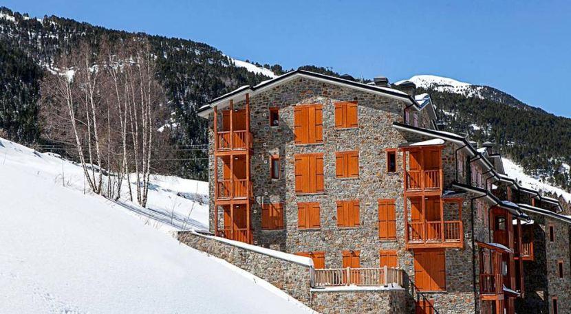 La-Pleta apartments Soldeu