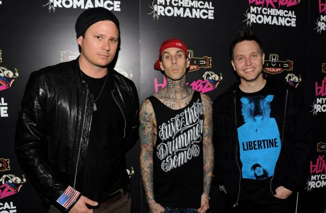 tom delonge con i blink182