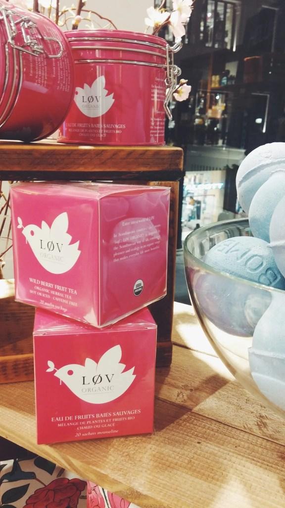 wild berry fruit tea lov organic