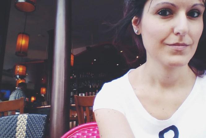 silvia a colazione a parigi