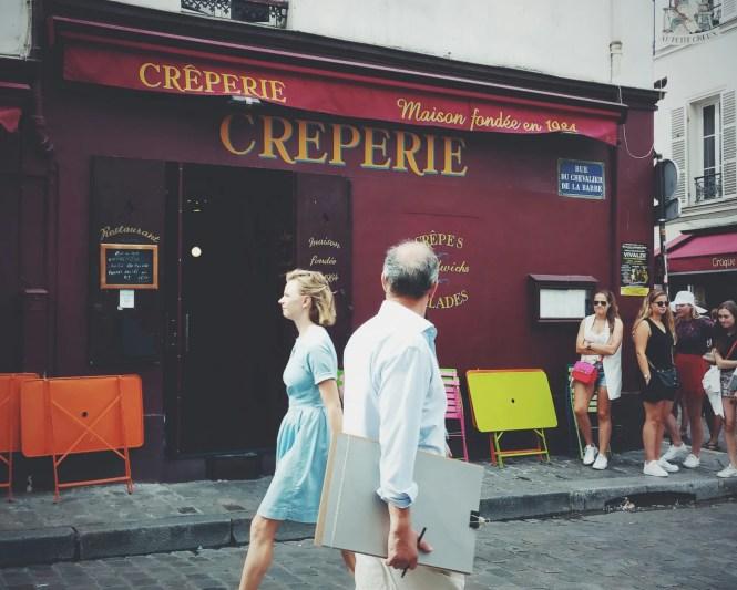 Montmartre Creperie