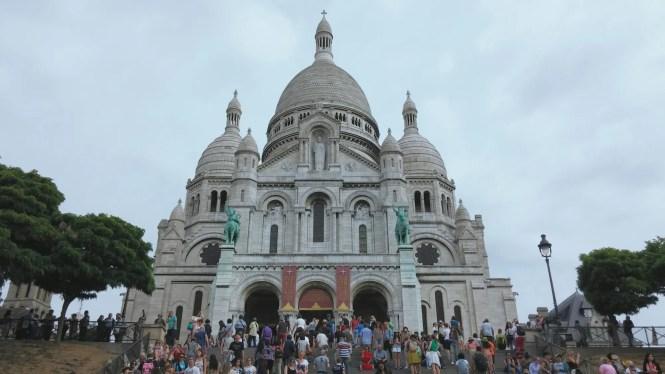 guida Parigi in 2 giorni Sacre Coeur Basilica del Sacro Cuore Montmartre
