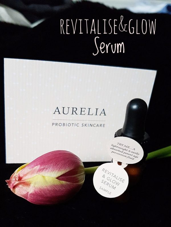 Aurelia Revitalise&Glow Serum