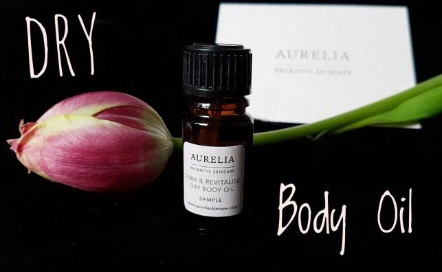 Aurelia Dry Body Oil