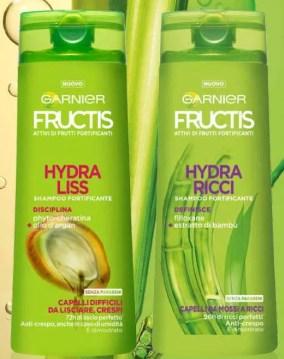 Garnier Fructis Hydra Ricci&Lisci