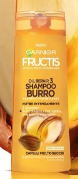 Shampoo Garnier Fructis Oil Repair Burro Karité