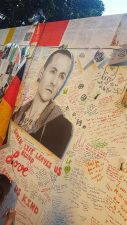 Linkin Park & Friends Messages Of Love Wall