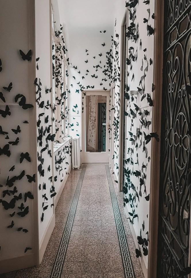 Corridoio Fondazione Pini