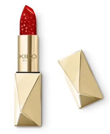 kiko Holiday Gems Diamond Dust Lipstick