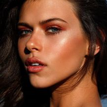 sunkissed look pinterest